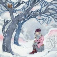 """Anu Aun. """"Eia seiklus Tondikakul"""", Postimees Kirjastus, 2019, akvarell ja tušš"""